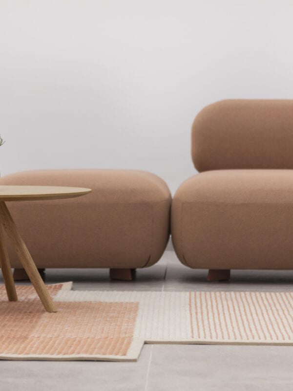 ספה מודולרית CODE, שולחן STIKS