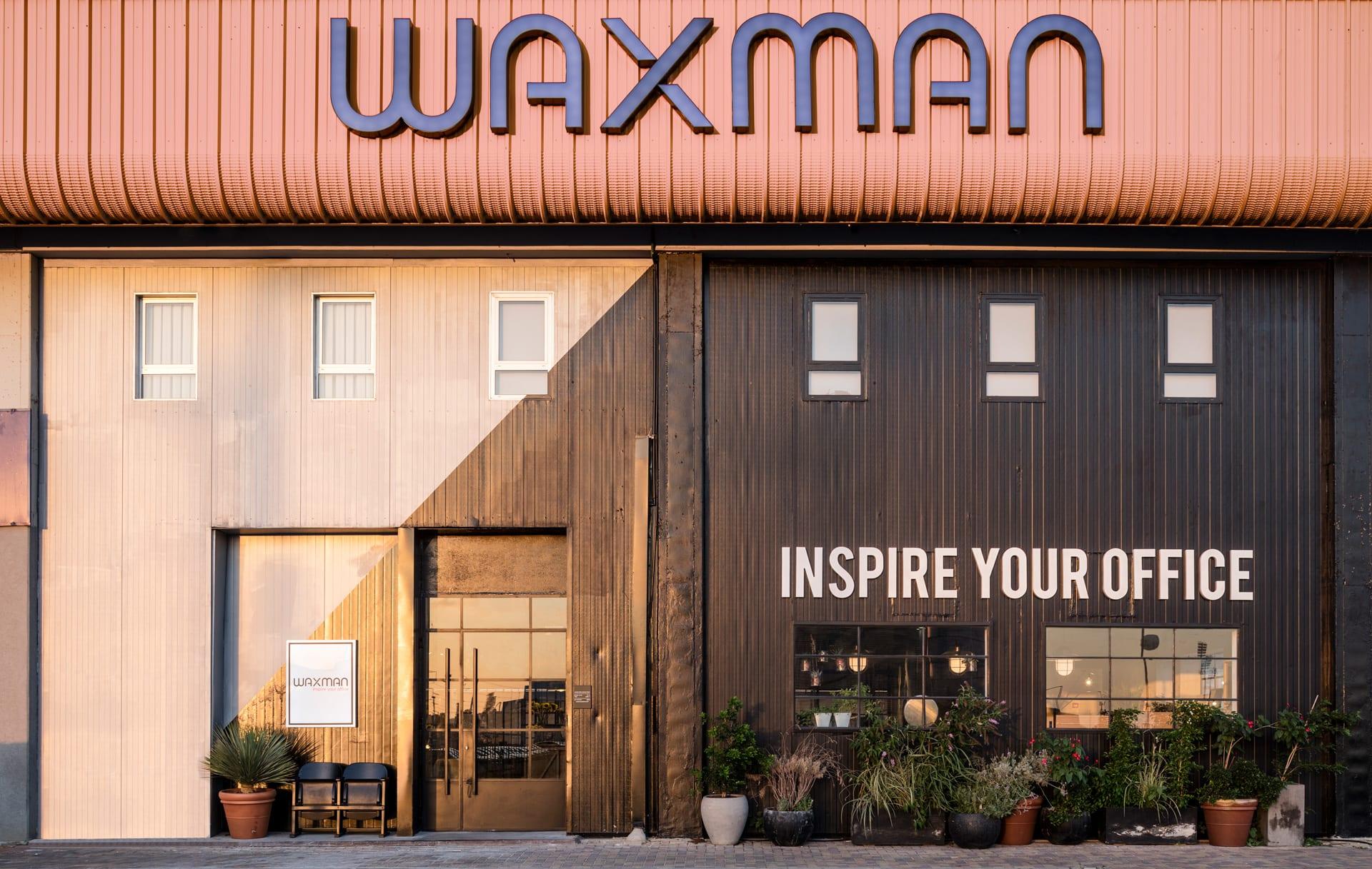 WAXMAN SHOWROOM
