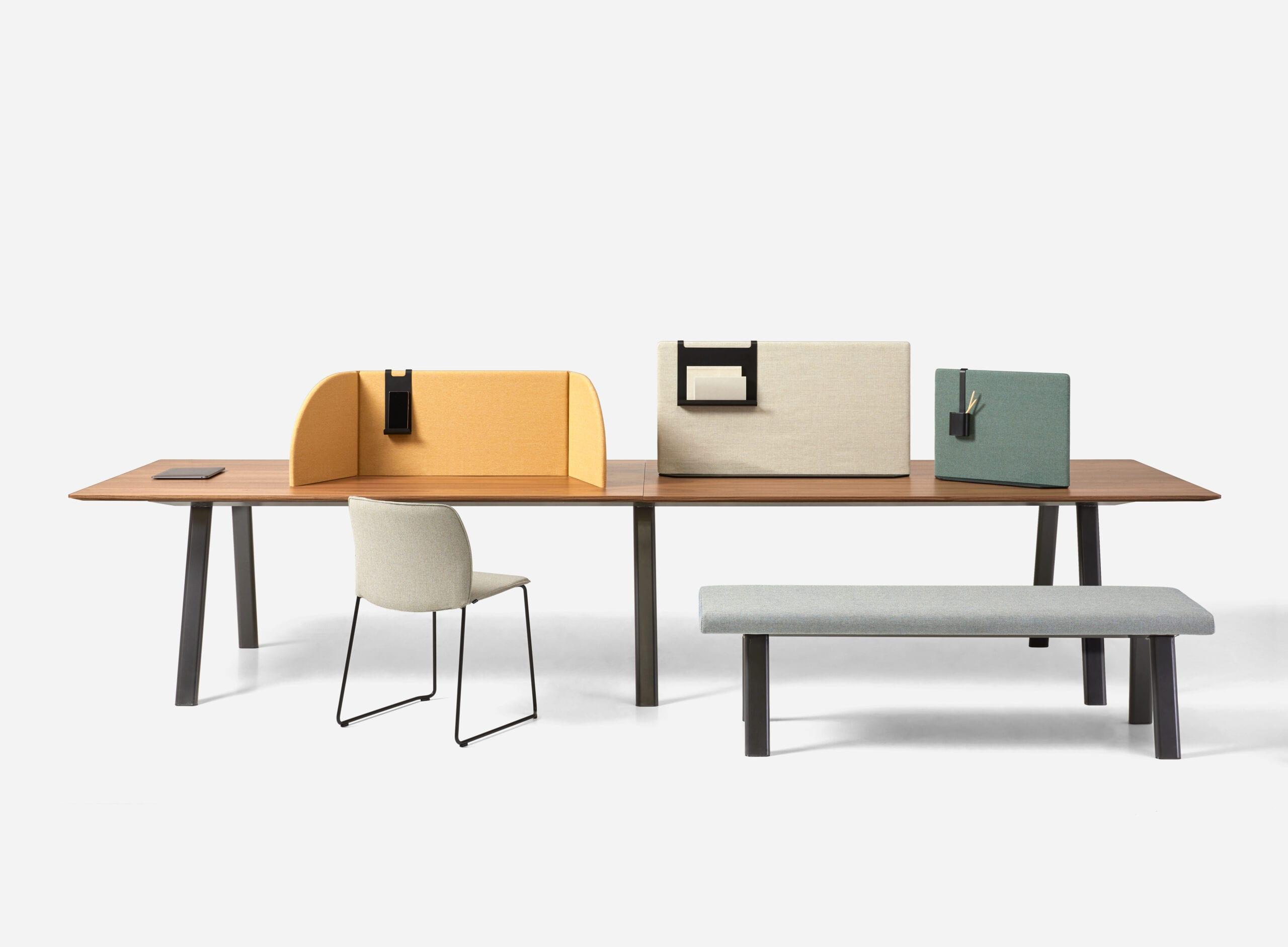 Desk Dividers & Screens